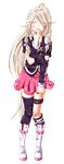 Vocaloid IA by Snow-Songstress