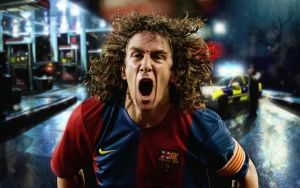 Puyol - The Wild Lion by Lord-Iluvatar