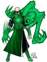 Green Lantern Meme by ooka