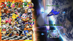 Super Smash Kart (My Roster) by DENDEROTTO
