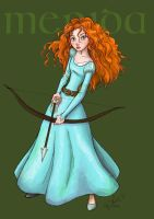 Merida by PrincessEmber1111
