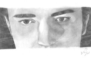 Edward Cullen's Eyes by MoonieTenshi