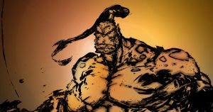 Mortal Combat - Goro Detailed by 878952