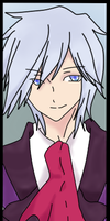 Steven Stone Bookmark by rosewhip189