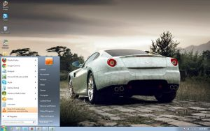 599-GTB-Fiorano-china-2009 windows 7 theme by windowsthemes