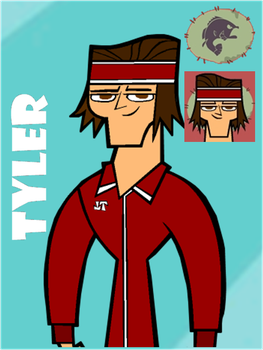 Tyler Card by Cartoon-Maniac