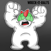 Wreck-It-Ralts by thegamingdrawer