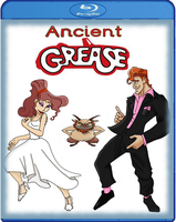 Ancient Grease  by Gilliland35
