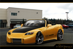 Honda s2000 by carl-designer