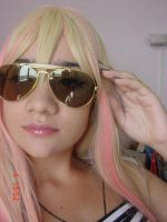 Sheryl Nome glasses1 by Ariichuu