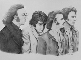 Beatles 2 by PamelaKaye