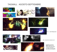 tagwall agosto-septiembre by Xpress25cm