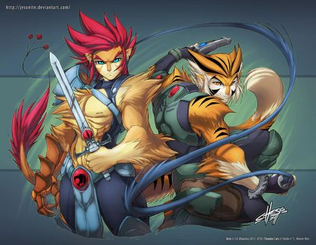 Thundercats my Version by jesonite