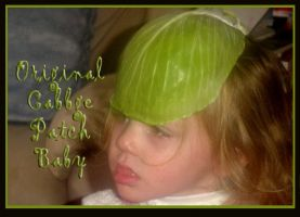 Original Cabbage Patch Baby by rainygal