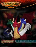 Tiamat Encounter - Cover by furocious-studios