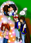 Onlyinadreamshipping Daydream by TrainerKelly
