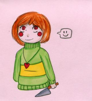 Chara by Potworek19