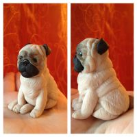 Little Pug by Eminentia