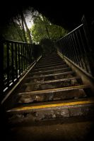 Stairway to Nowhere by la08