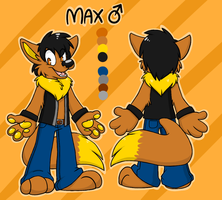 Max Ref by TheWardenX3