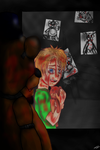 5 nights at Freddy 1 - Henry by sophloulou