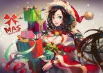 Merry Christmas!! by LamierFang
