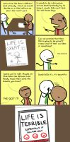 comic on the internet number 6 by readmorebooks