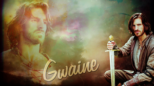 Sir Gwaine by OrlaDark