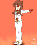 Blue as A Team Flare Admin (Request) by KATEtheDeath1