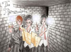 The Marauders by Princess-Hazel
