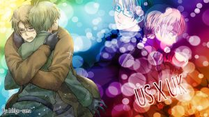 US X UK by Ichigo--sama