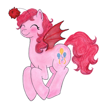 Final Fantasy Style Pinkie Pie by Soul-Logic