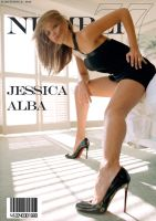 Jessica Alba Cover by PSN-ZIMX