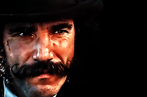 Daniel Day Lewis by donvito62