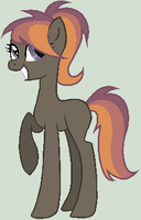 CLOSED - 20 Points - Earth Pony Adopt by sararini