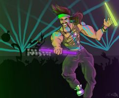 Ravin' Draven by hace1epues