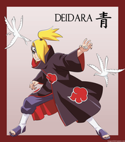 Deidara by wasgoed