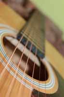 guitar by bluster358