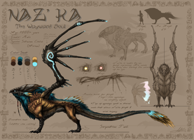 .:Naz'ka, the Errant Child:. by Baals-Baby