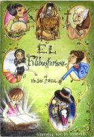 El Filibusterismo cover by Ranuko