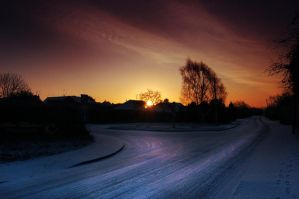 Winter shot by darkHunTer2009