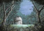 Abandoned Observatory - scenario practice by LonelyFullMoon