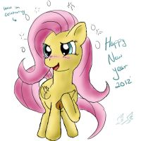 Happy 2012 by Miokomata