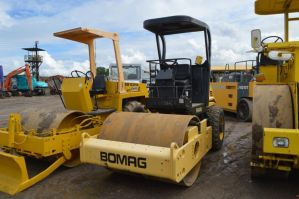 Bomag BW145D-3 vibratory roller(articulated) by MG7000