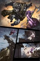 WoW Curse of the Worgen 4 pg07 by Tonywash