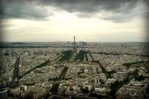 View from Montparnasse by guitarsimo80