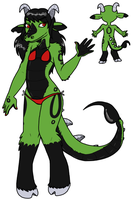 Character Auction - Gorpion by zenia