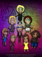 Voodoo Coven by Brieana