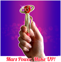 Mars Power, Make Up! (Transformation Pen) by Reiofuda