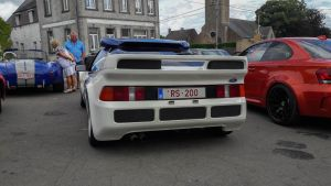 Ford RS200 Evolution by JBPicsBE